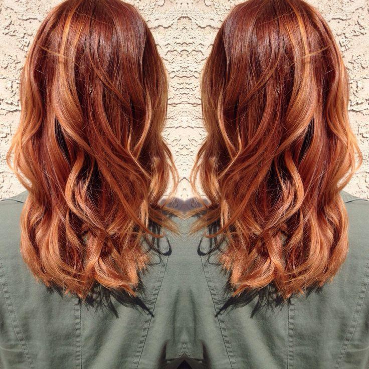 Best 25  Copper Blonde Hair ideas on Pinterest  Strawberry blonde hairstyles, Warm blonde hair