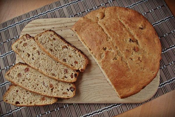 Ржаной десертный хлеб
