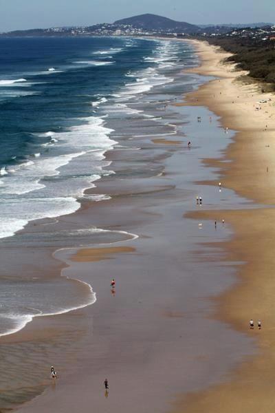 """Sunshine Coast, Queensland Australia."""