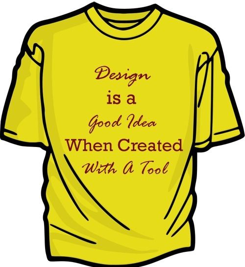 Online custom tee shirt design software best for your end-users