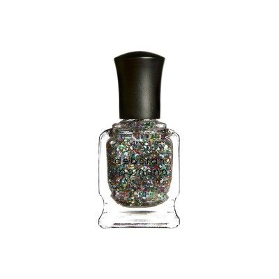 The most iconic and high in demand glitter nail polish that is created during the time of recession to make the people happy in the time of unhappiness. This nail polish indicated fun, festive and full of colorful energy.  #GiftIdeasForHer #UnusualGiftsForHer #GiftsForWomen #UniqueGiftsIdeas #CoolGiftsIdeas #UniqueChristmasGifts
