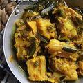 Curry de porc au piment vert