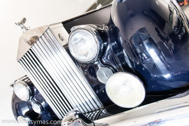Rolls Roice Sauclass Amor entre clásicos