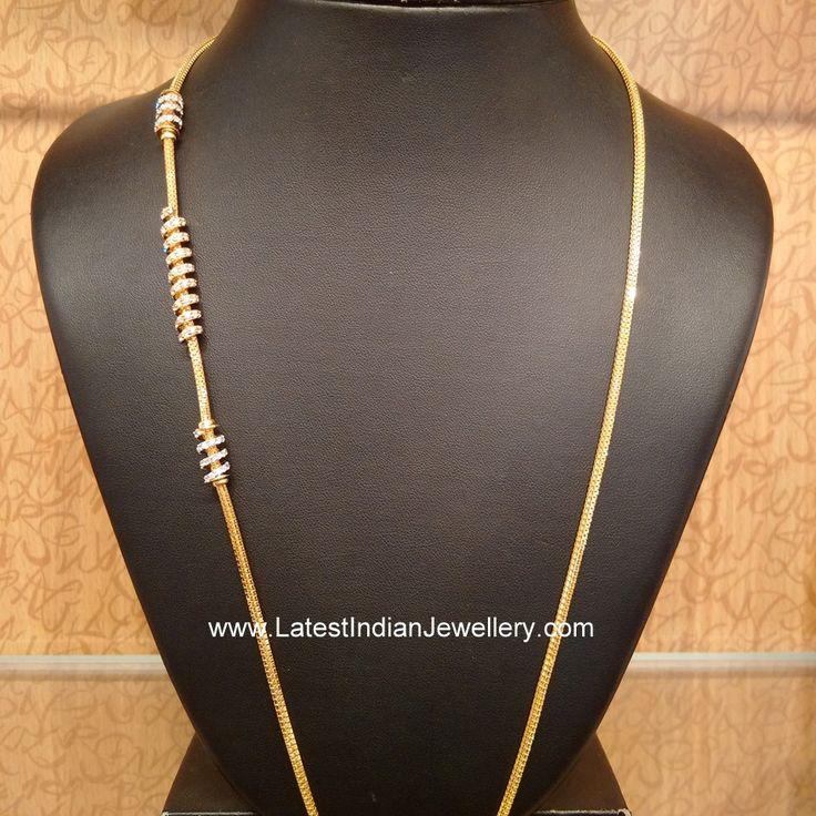 Thali Chains latest designs