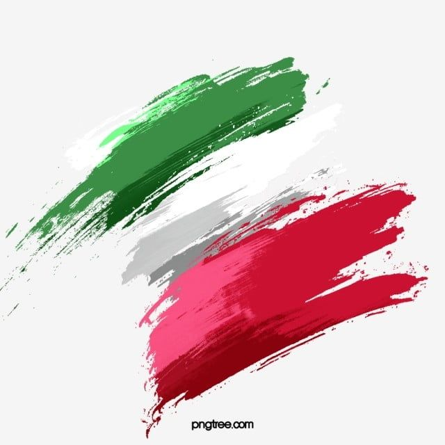 Italyanskij Flag V Krasnom I Zelenom Cvete Kisti Krasno Zelenye Cvet Shetka Png I Psd Fajl Png Dlya Besplatnoj Zagruzki In 2021 Italian Flag Red Green Flag Green Backgrounds