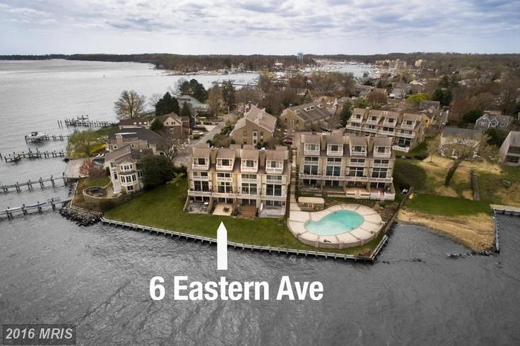 This waterfront home in the Eastport Area of Annapolis just sold. How does this affect your home value? When a property within 3 miles of your current home sells it's the perfect time to find out the current market value of your home. If you're thinking of selling click on the image and you will get a free, no-obligation instant estimate.