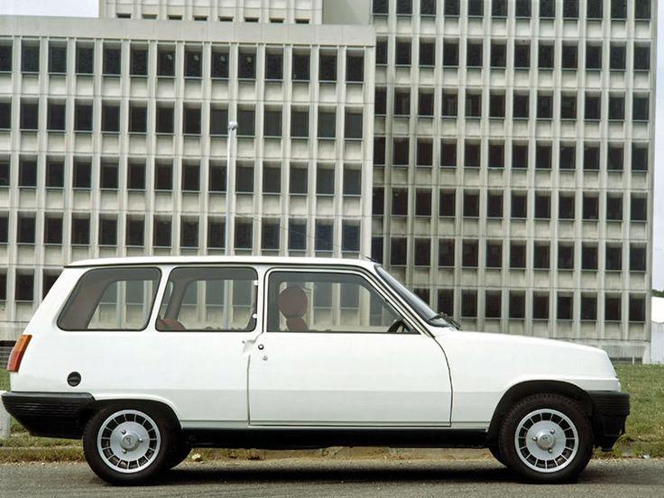 Renault 5 Wagon