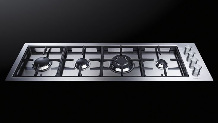Gas and electric cooker hobs - S4000.Line GS.FT - 7259 032 - Foster