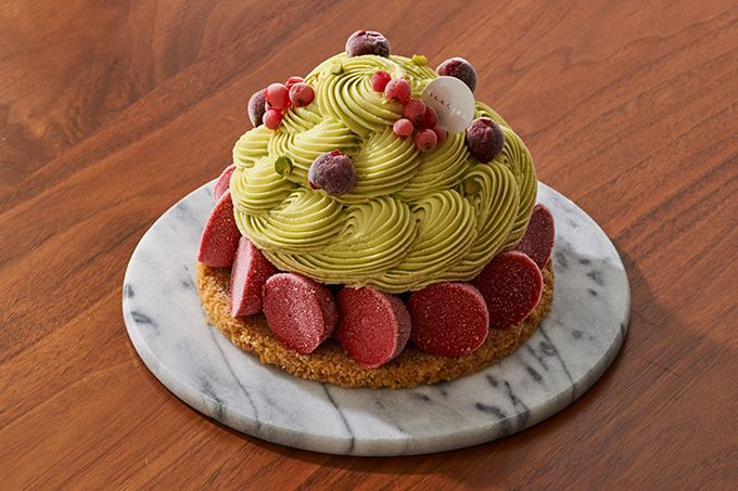 グラッシェル 夏の新作アイスクリームケーキ、爽やかなトロピカルフルーツやピスタチオなど | ニュース - ファッションプレス
