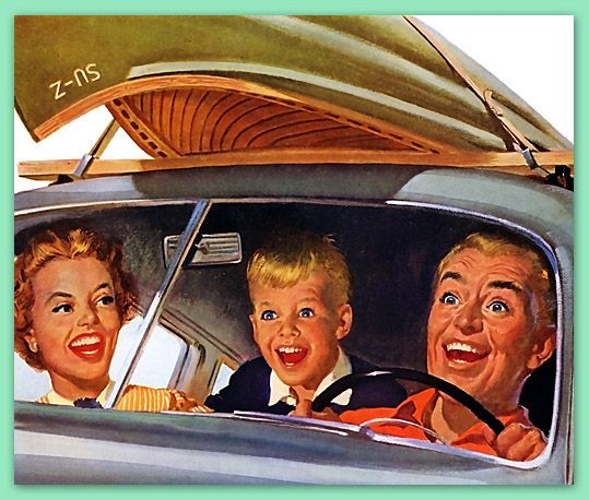 52 Best Images About Family Travel On Pinterest: 17 Best Images About Vintage Illustration On Pinterest