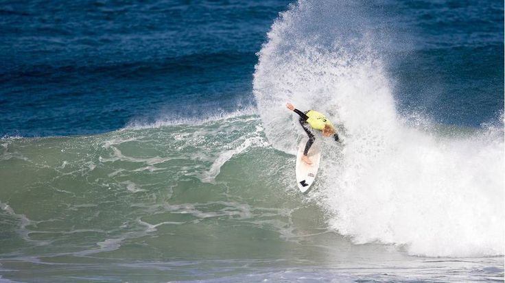 Max Longhurst in action at the Robe Easter Classic.