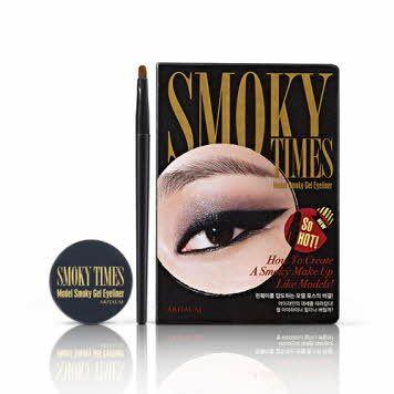 [ARITAUM] Model Smoky Gel Eye Liner