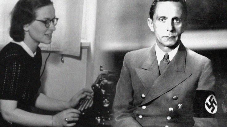 Brunhilde Pomsel, sekretarka Goebbelsa, zmarła w styczniu 2017 roku w wieku 106 lat.  Niedługo po jej śmierci odbyła się premiera dokumentu 'Niemiecki życiorys', którego była bohaterką.  Pomsel kreśli w nim cenny, bo osobisty, obraz życia w III Rzeszy, blisko szczytów ówczesnej władzy. I szokuje, twierdząc, że w Ministerstwie do końca wojny nikt nie wiedział o eksterminacji Żydów.