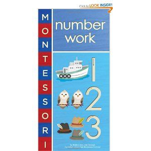 Montessori: Number Work by Bobby George. $8.95. Publication: August 1, 2012. Publisher: Abrams Appleseed; Brdbk edition (August 1, 2012)