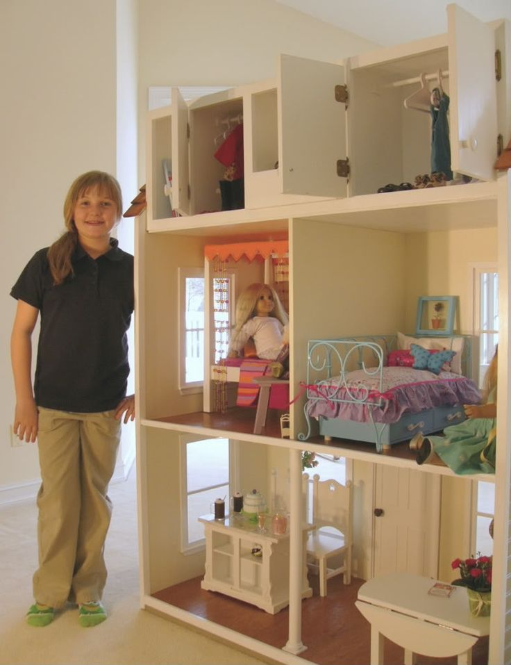 Girls Doll House American Girl Dolls And Girl Dolls On