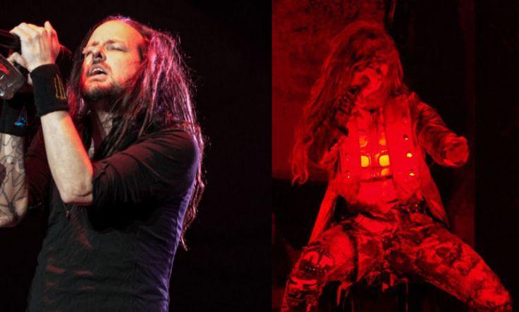 Korn Rob Zombie Tour 2013, just saw them in SLC,Ut Awwwwwsome as always!