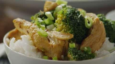 Sweet, Spicy Stir Fry with Chicken | Gotta Try This! | Pinterest