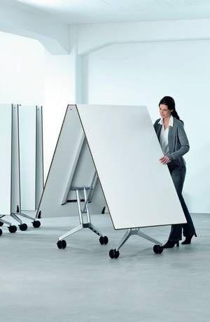 CONFAIR folding table | Design: Andreas Störiko | Dynamic. Space-saving. Superbly designed. | By Wilkhahn | #confair