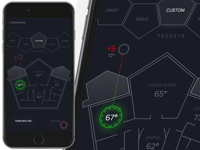 Connected Home App - Atmosphere