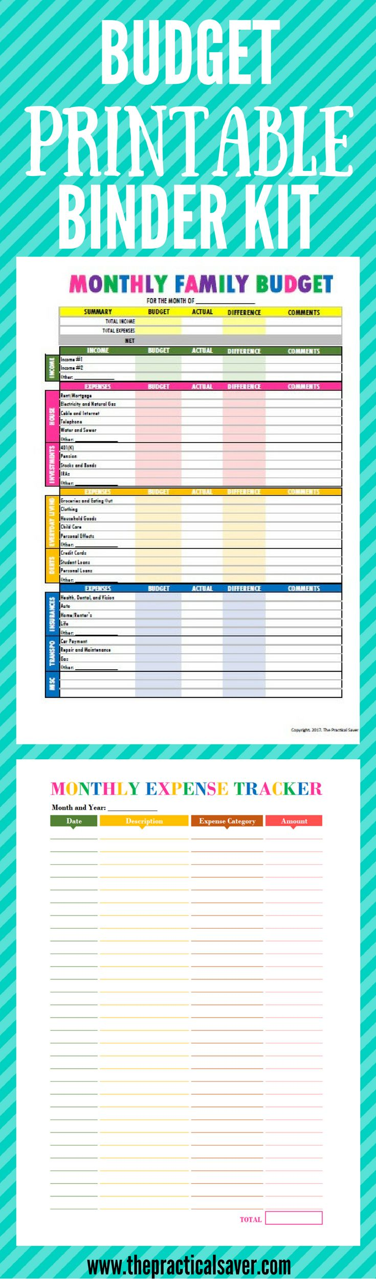 17 best ideas about Monthly Budget Calculator – Monthly Expense Calculator