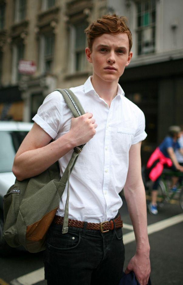 Mens Fashion Week London 2013