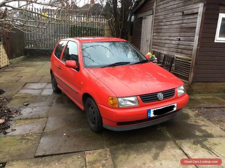 VW polo 1999 1.4 cl red #vwvolkswagen #cl #forsale #unitedkingdom