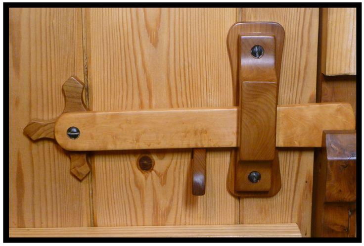 diy door latches for barn doors Google Search Door