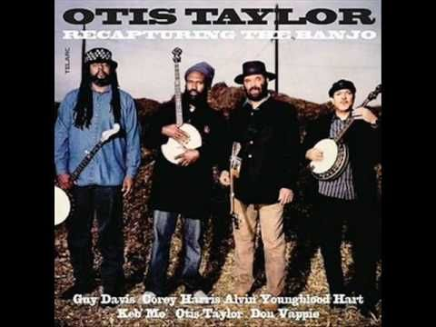 """This awesome track is from Otis' Album """" Return of the Banjo. It is also featured in the upcoming Michael Mann Movie """"Public Enemies"""""""