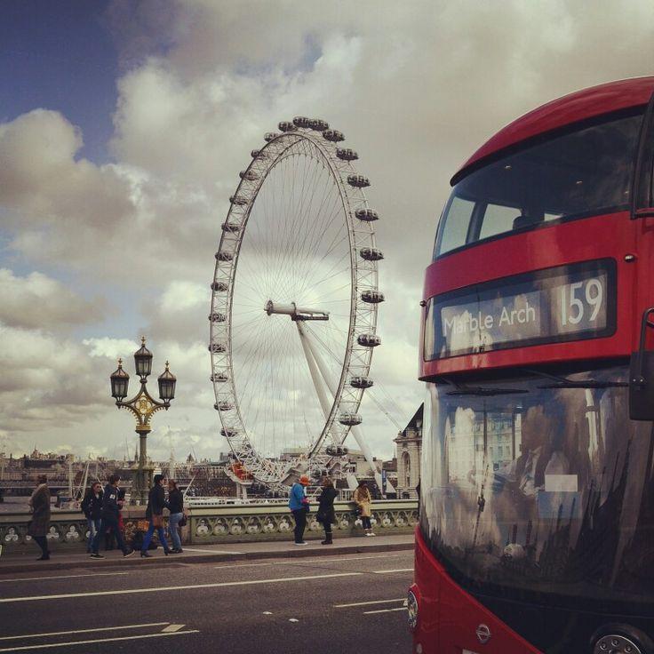Red and gold, London, Reisen, Tourismus, Welt erkunden, Fotografie