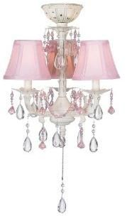 Princess Bedroom Ceiling Light