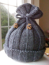 free knit pattern baby boy hat - Google Search