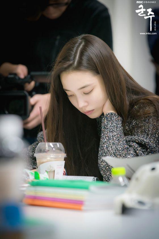 [Monarch] Script reading - Yoon Sohee as Kim Hwagun