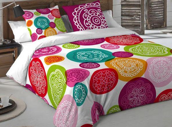 Ropa de cama barata #decoración #habitación #dormitorio #casa #hogar #Ciberdescans #home #bedroom #style #2014