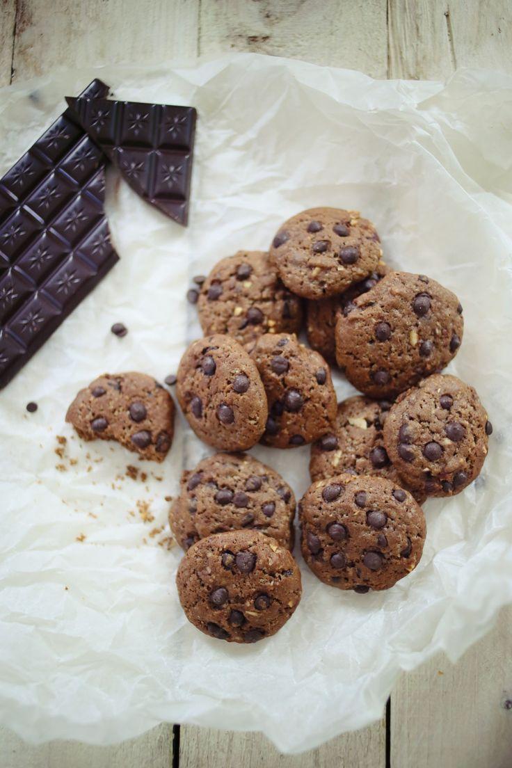 A bolti csokis kekszeket felejtsétek el, íme a tökéletes cookies recept!