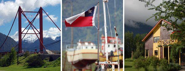 Puerto Aysén - Fotos:  Eduardo Epifanio