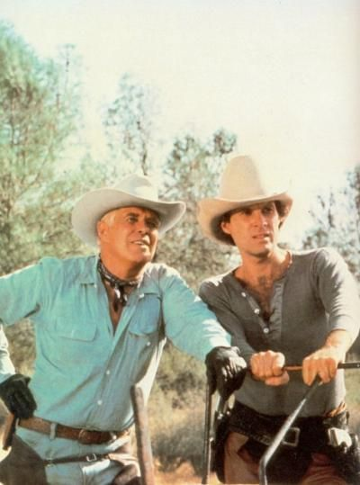 "The A-Team series. Dwight Schultz - H.M. Murdock. George Peppard - John ""Hannibal"" Smith.  80's."