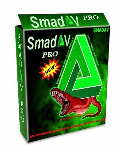 Smadav 9.8.1 PRO 2014   Serial Key