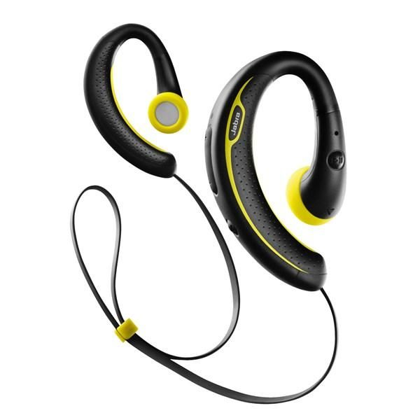 Jabra SPORT+ - A weather and sweat proof wireless headset for both music and calls with powerful bass. Combine that with 3 months free subscription to Endomondo Premium's workout enhancing features and there's nothing stopping you.