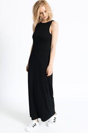 Zobacz produkt Medicine - Sukienka kolor czarny  RW16-SUD107w oficjalnym sklepie odzieżowym online marki MEDICINE. Dostawa w 24h - dzisiaj zamawiasz, jutro przymierzasz. Zapraszamy do zakupów.