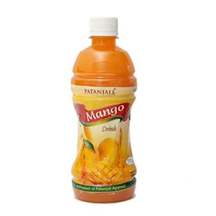 Be Summer Ready With a Chilled Patanjali Mango Drink. #Refresh Your Soul #No Preservative Means Patanjali Juice Patanjali Mango Drink 1 liter Price For Rs.50