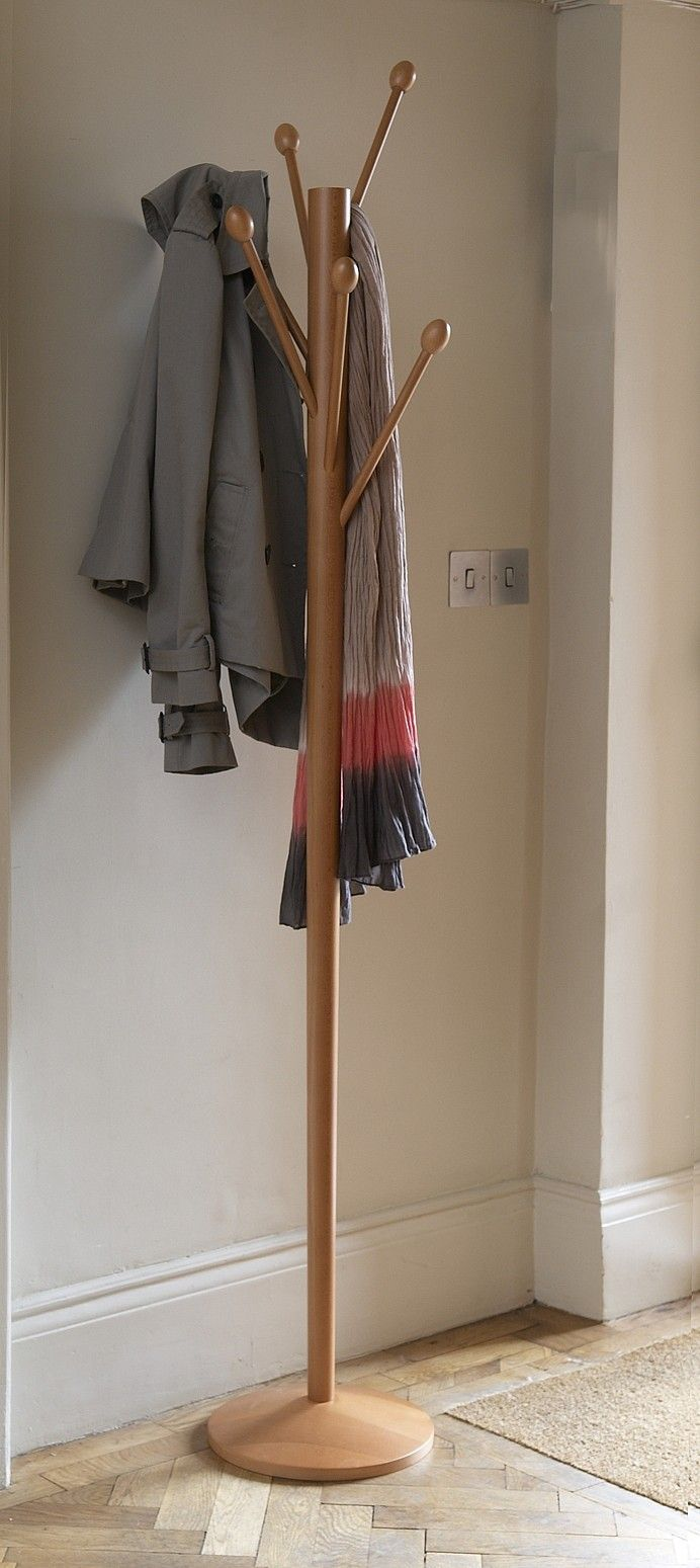 This beautiful tree coat stand is an elegant and stylish storage solution for you coats. Italian designed and manufactured in top quality beech. Warm wooden tones and an innovative tree design make what is usually a mundane item a talking point and a beautiful addition to the home