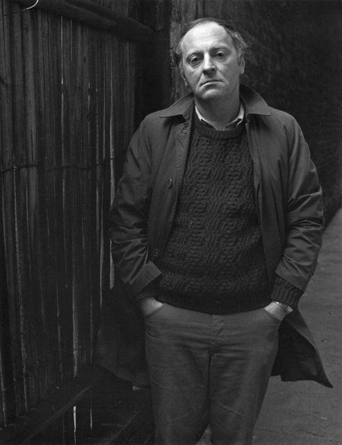 Evelyn Hofer, 'Joseph Brodsky, New York,' 1980, ROSEGALLERY
