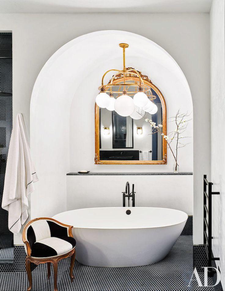 cool ceiling fixture. victoria and albert bath - ralph lauren light - manhattan loft