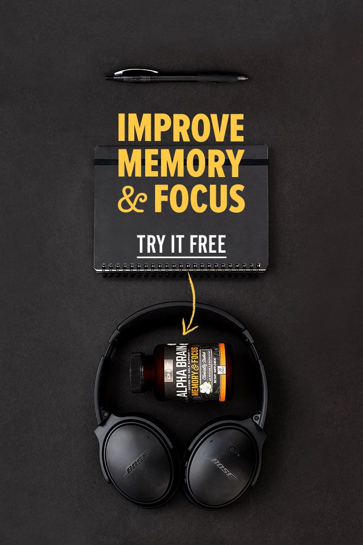 What If You Could Increase Your Focus Your Memory And Your Mental