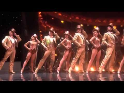 A Chorus Line - Olivier Awards performance - YouTube