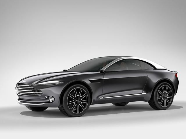 Aston Martin May Be Ditching Big V12s For Batteries Sooner Than Later