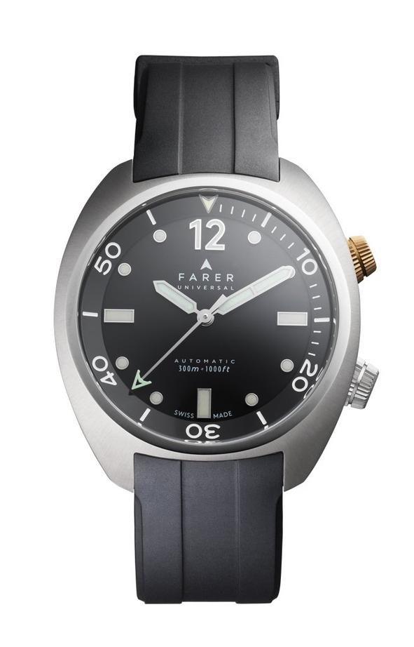 f3bae39d3 Farer Automatic Watches - Endeavour - ETA 2824-2 Swiss Movement – Farer USD