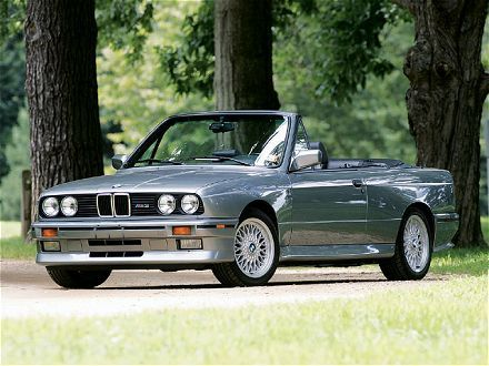 BMW E30 Convertible MISS THAT CAR, ANOTHER FAST ONE