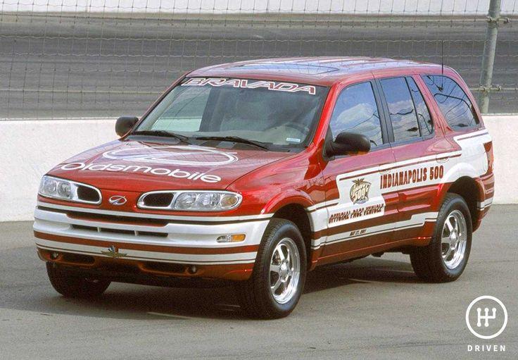 2002 Oldsmobile Bravada Indy Pace Car