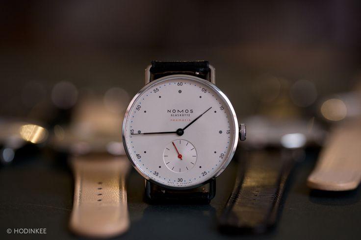 Introducing: The NOMOS Glashütte Neomatik 'First Edition' Watches, With Automatic Caliber DUW 3001, Launching In Ten New Models — HODINKEE